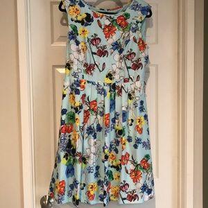 Floral Ellen Tracy Dress